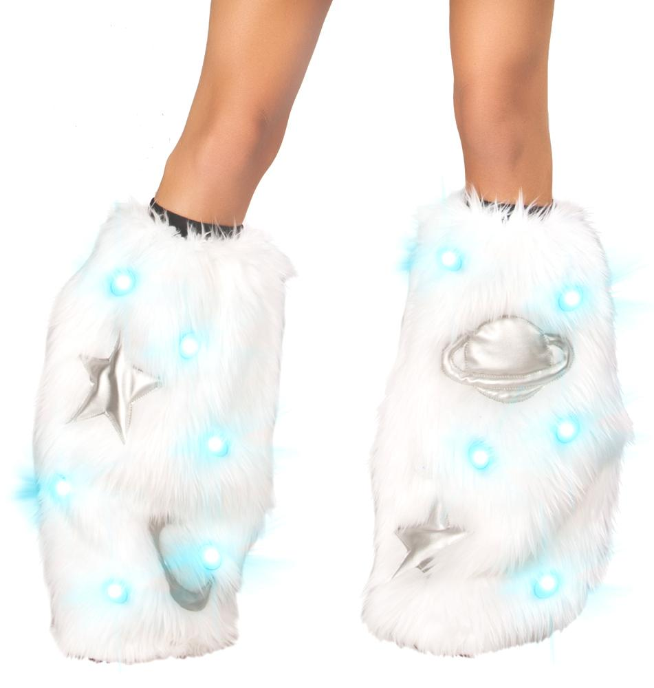 JV ASTRONAUTY LIGHT-UP FLUFFIES